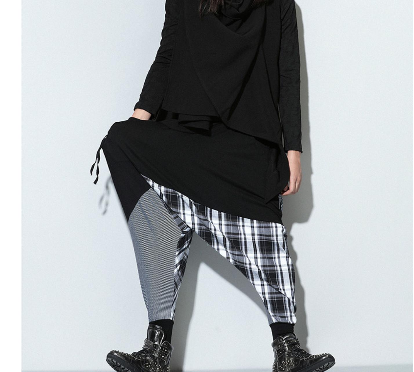Pantalones harem  /Pantalon Korean Style