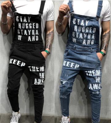 pantalones vaqueros de bolsillo con agujeros para Hombre /Pantalon Korean Style