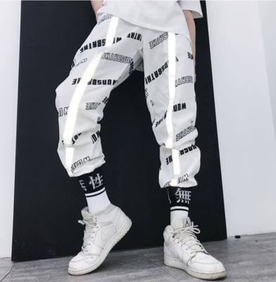 Fashion Hip Hop Pants Streetwear  /Pantalon Korean Style