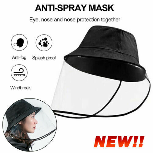 Safety Face mask Shield Anti-spitting