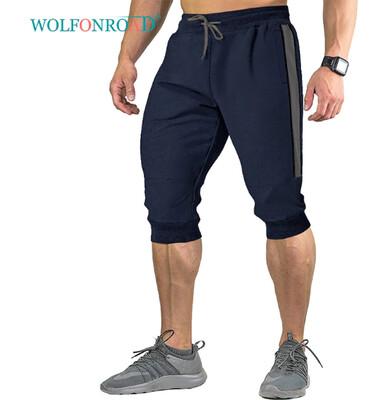 Short Jogger Harem Pants Ropa Coreana Hombre Korean Style