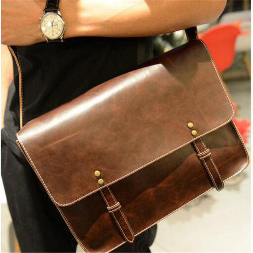 Leather Shoulder Bag  /  Bolso Korean Style