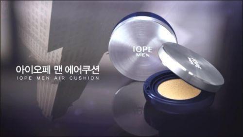 IOPE Men Air Cushion BB Cream / Maquillaje Ropa Coreana