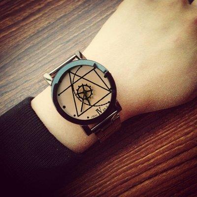 Men's Watch / Reloj Hombre Korean Style