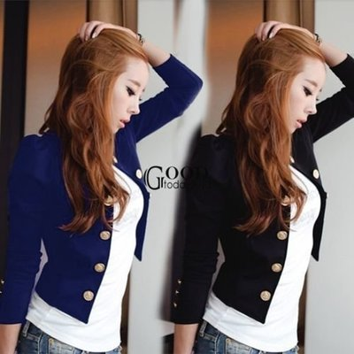 Blazer / Vestido Dama Korean Style