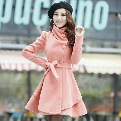 Abrigo / Vestido Dama Korean Style
