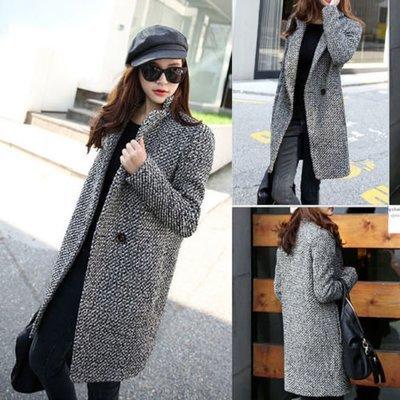 Abrigo Largo / Vestido Dama Korean Style