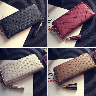 Women Long Wallet / Cartera Dama Korean Style
