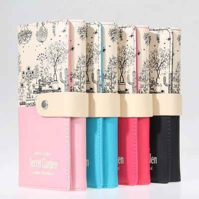 Long Wallet/ Cartera Dama Korean Style