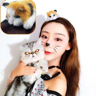 Cat Headband / Cartera Dama Korean Style