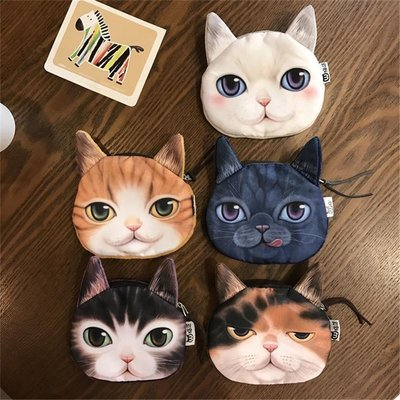 Monederos De Animalitos / Cartera Dama Korean Style