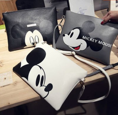 Crossbody Mickey Mouse/ Cartera Dama Korean Style