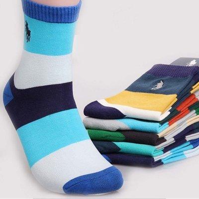 Men's Socks 5 Pairs / Calcetines 5Pares Korean Style