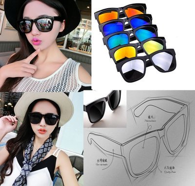Sunglasses Unisex  / Lentes Korean Style