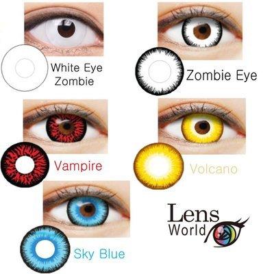 Crazy Big Eye- Bagel Gray Farbige Kontaktlinsen Korean Contact / lentes de contacto