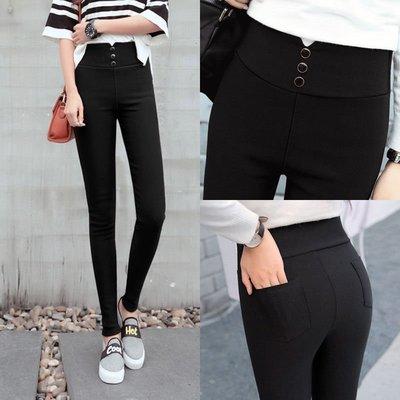 Women Slim High Waist Stretch  / Pantalon Dama Korean Style