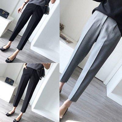 Women PWarm Wool High Waist  / Pantalon Dama Korean Style