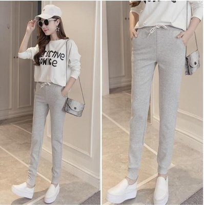 Women fashion Tight Slim Summer / Pantalon Dama Korean Style