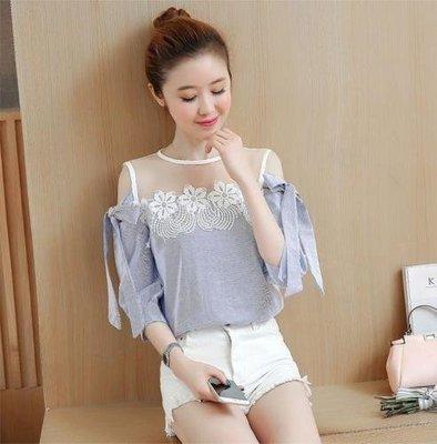 Blusa Hombros Descubiertos / Camisa Dama Korean Style