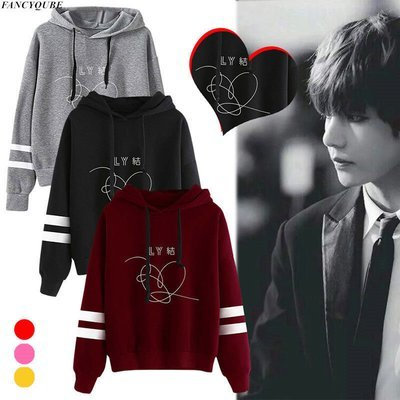 KPOP BTS In Bloom Sweater/ Sueter BTS  Korean Style