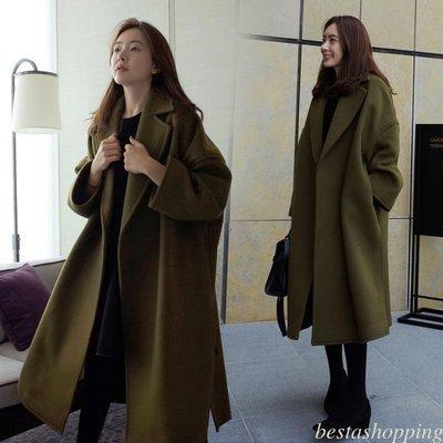 Oversize Coat / Abrigo Dama Korean Style