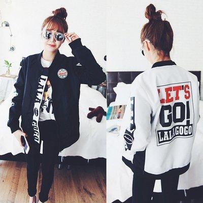 Bomber Jacket / Chamarra Dama Korean Style