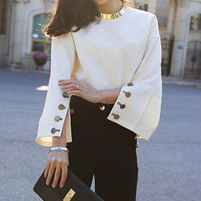 Women Elegant Blouse / Camisa Dama Korean Style