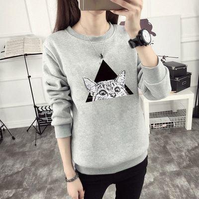 Sudadera De Gato / Camisa Dama Korean Style