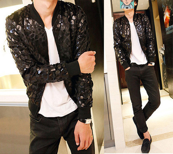 Men Jacket / Jacket Korean Style