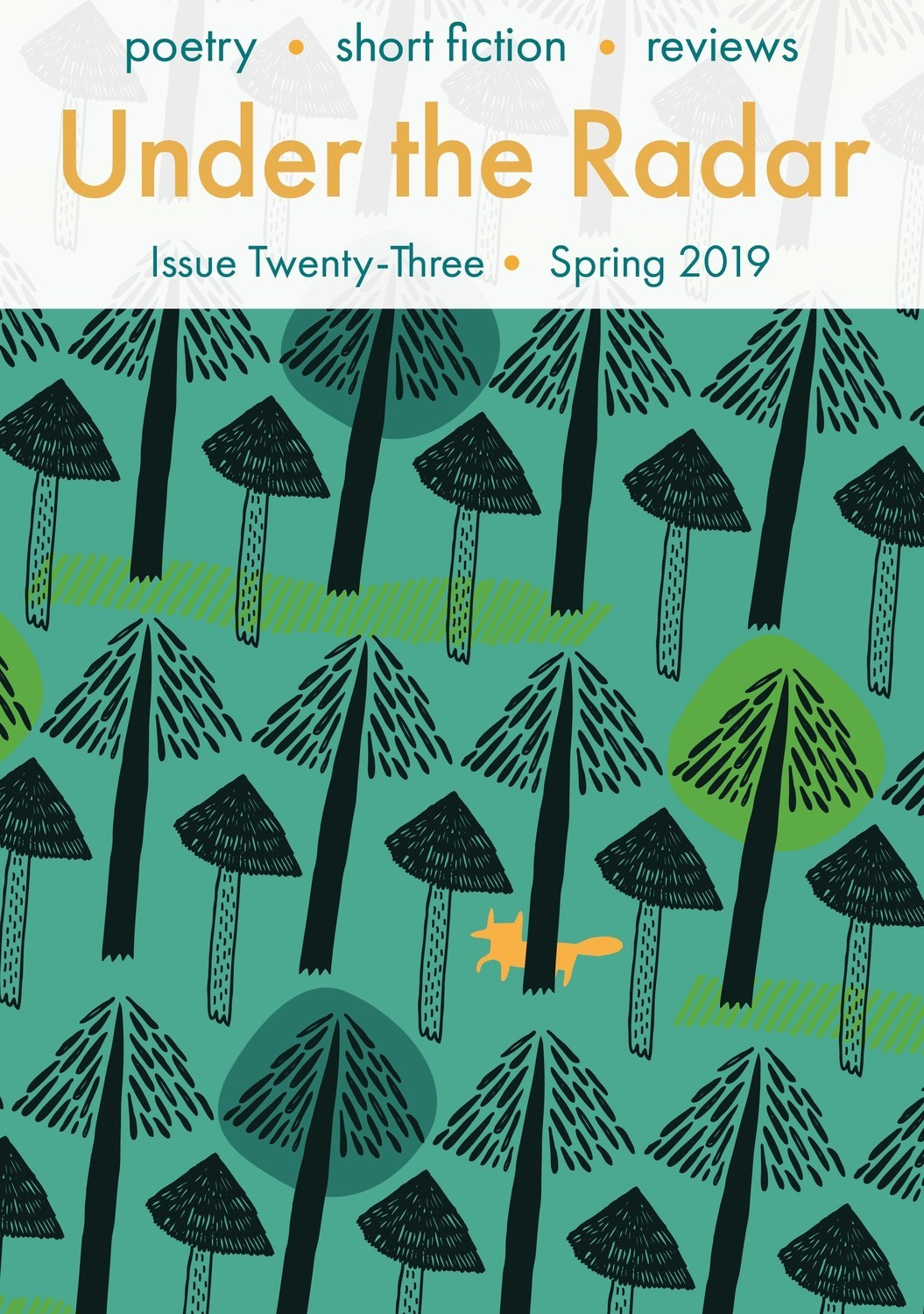 Under the Radar Issue 23 Spring 2019 (single issue)