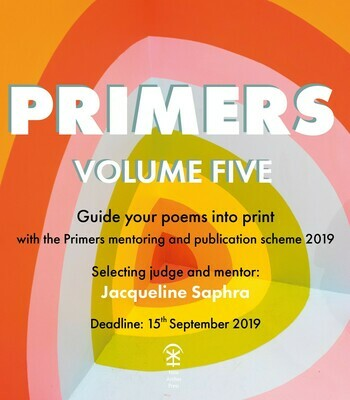 Primers Volume Five Entry Fee
