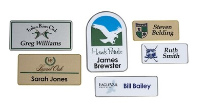 Name Badge - Call for Quote