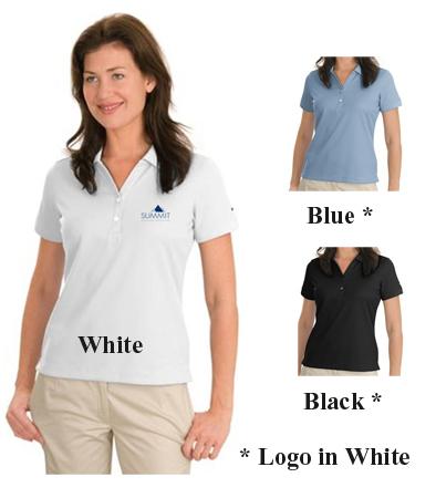 0e2396c7 NIKE Ladies Dri-Fit Classic Sport Shirt | Summit – Store – Arthur Murray