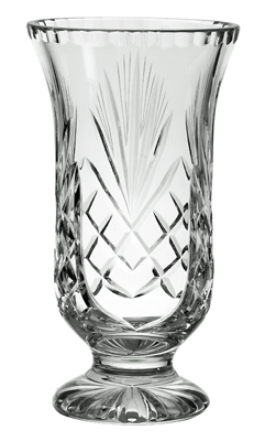 Crystal Footed Vase - 2 Sizes