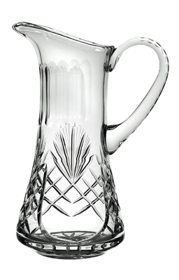 Crystal Pitcher - 2 Sizes
