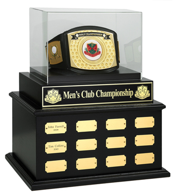 Large Perpetual Base ONLY for Championship Belt