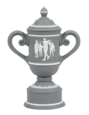 Men's Grey & Ivory Cup - 3 Sizes