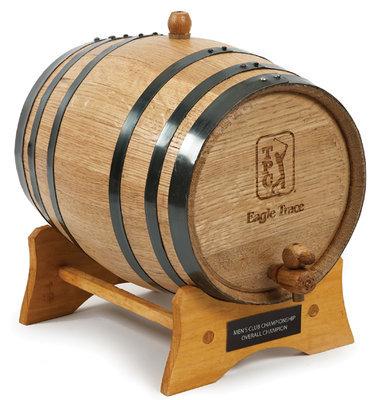 American White Oak Barrel - 4 Sizes