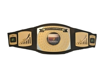Sales Championship Belt