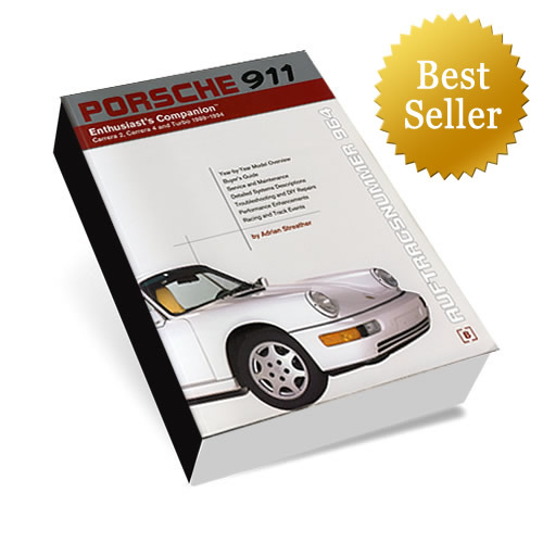 Porsche 911 Enthusiast's Companion 00036