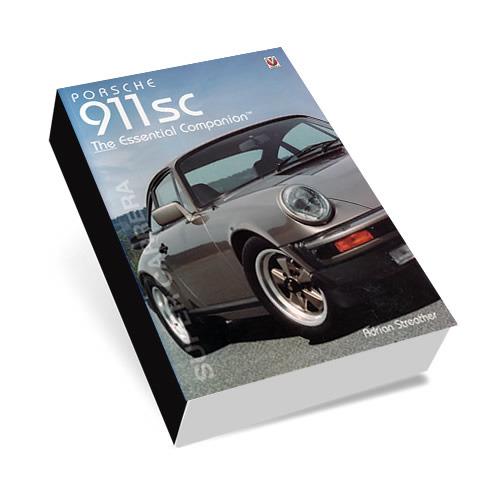Porsche 911SC The Essential Companion 00037