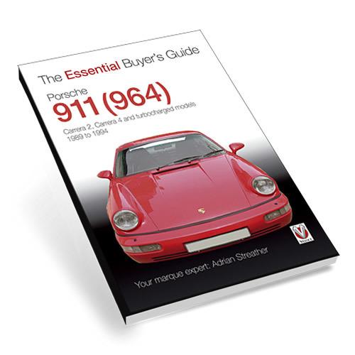 The Essential Buyer's Guide Porsche 911 (964) 00029