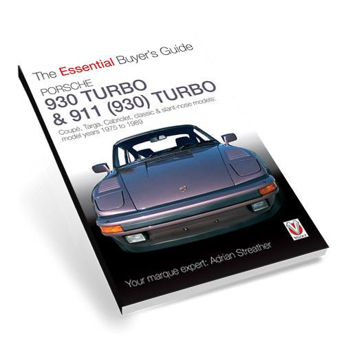 The Essential Buyer's Guide Porsche 930 Turbo & 911 (930) Turbo 00025