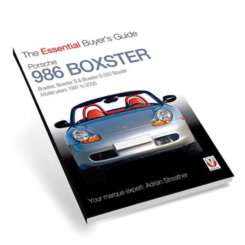 The Essential Buyer's Guide Porsche 986 Boxster 00022
