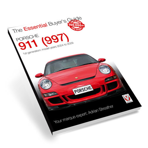 The Essential Buyer's Guide Porsche 911 (997) 1st generation 00210
