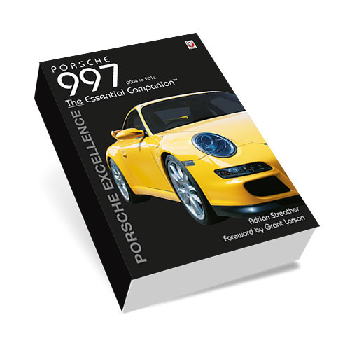 Porsche 997 The Essential Companion 00212
