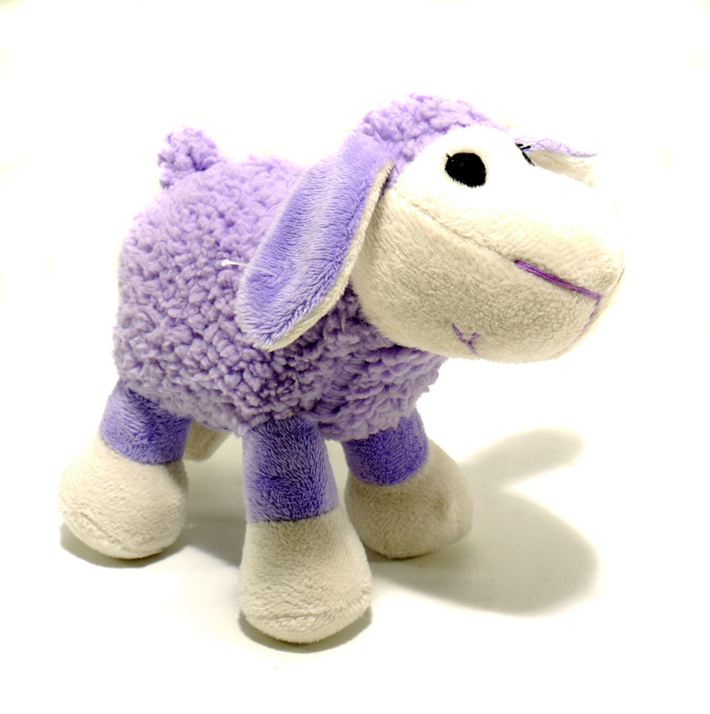 Plush Lamb (colours may vary)