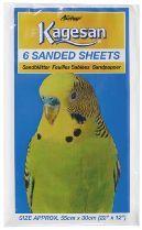 Kagesan Sand Sheets 6 Sheets 55x31 cm