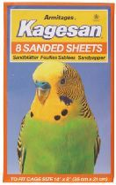 Kagesan Sand Sheets 8 Sheets 35x21 cm