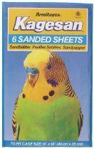 Kagesan Sand Sheets 6 Sheets 40x25 cm